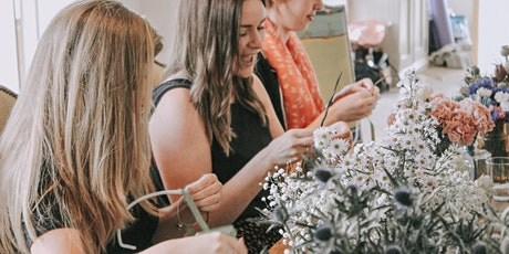 Summer Fesitval Flower Crown Workshop  tickets