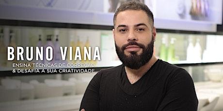 Master Class Bruno Viana - A Perfeita Correção de Cor ingressos