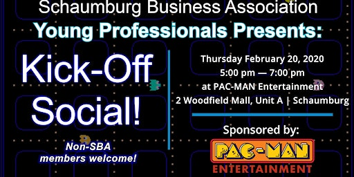 Kick-Off Social | SBA Young Professionals