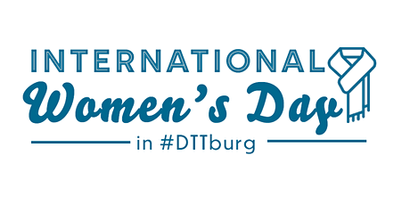 International Women's Day in #DTTburg tickets