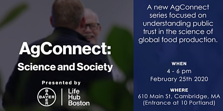 AgConnect: Science and Society - February Gathering tickets