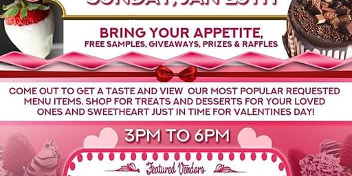 Valentines Pop Up Shop & Showcase