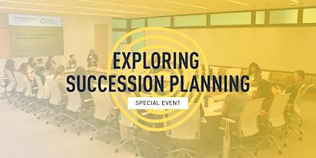 Exploring Succession Planning tickets
