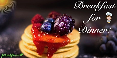 Breakfast For Dinner Cooking Demonstration tickets