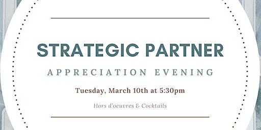 Strategic Partner Appreciation Night