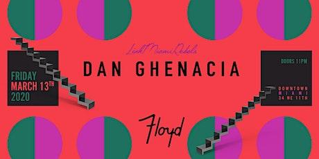 Dan Ghenacia by Link Miami Rebels tickets