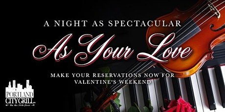 Portland City Grill Valentine's Concert in the Sky tickets