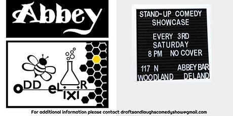 Abbey Bar Monthly Comedy Showcase tickets