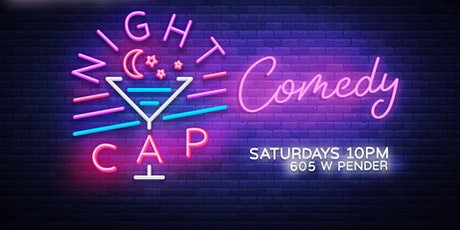 Nightcap Comedy | Live, Uncensored Stand-up tickets
