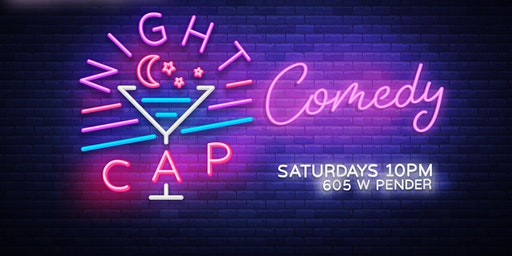 Nightcap Comedy | Live, Uncensored Stand-up