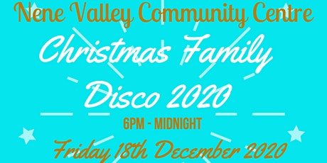 Christmas Family Disco tickets