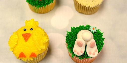 Easter Cupcake Class