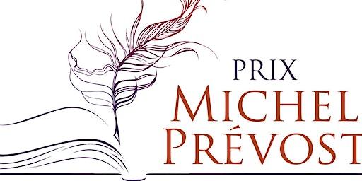 Cérémonie de remise du Prix Michel-Prévost 2020
