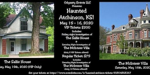 Haunted Atchison!