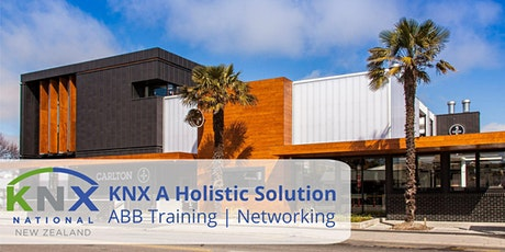 KNX A Holistic Solution - Christchurch tickets