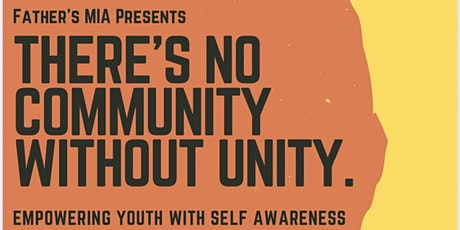 There's No Community Without Unity Conference tickets