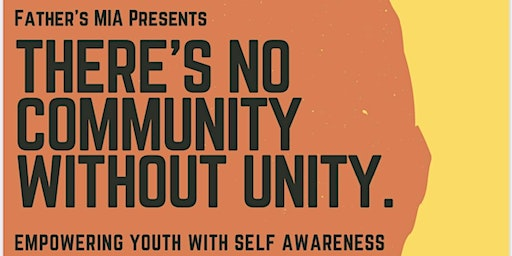 There's No Community Without Unity Conference