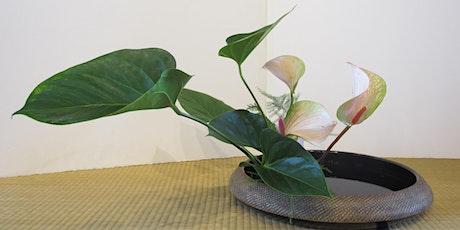 IKEBANA(Japanese Flower Arrangement) Workshop tickets