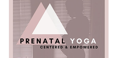 Prenatal Yoga Workshop tickets