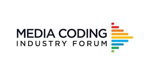 Media Coding Industry Forum Event