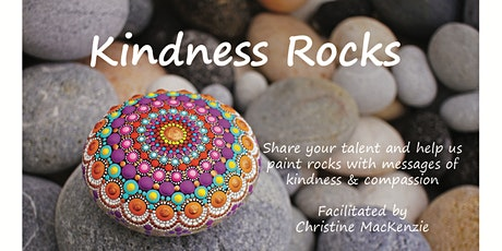 Kindness Rocks- Painting at Glen Pine tickets