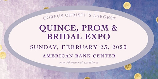 Quince, Prom & Bridal Expo