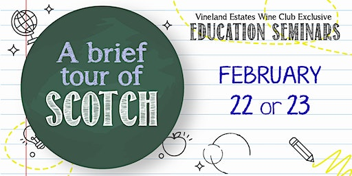 A brief tour of SCOTCH - FEB 22 or 23