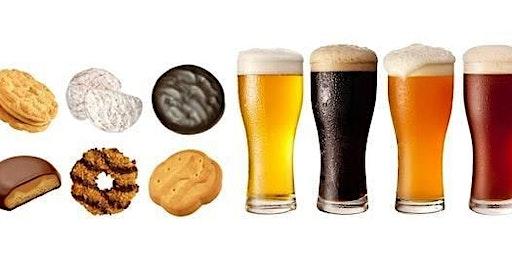 Beer & Girl Scout Cookies Pairing 2020
