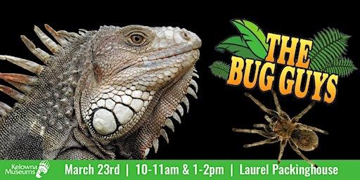 Kelowna Museums presents the Bug Guys
