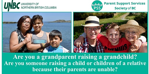 Grandparents Raising Grandchildren/Kinship Care Focus Group