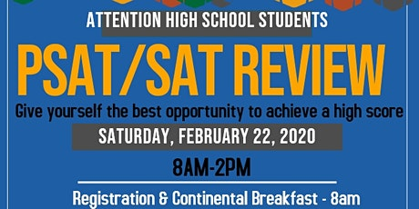 SAT Review tickets