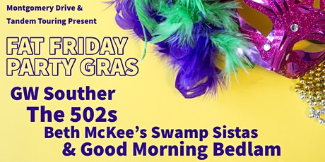 FAT FRIDAY PARTY GRAS tickets