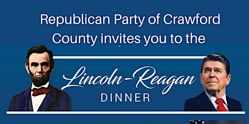 Republican Party of Crawford County Lincoln Reagan Dinner