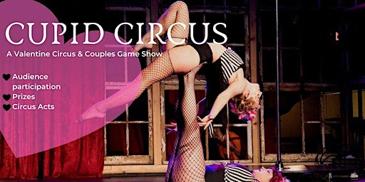Cupid Circus: Game Show!