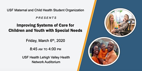 MCHSO Symposium 2020: Children and Youth with Special Needs tickets