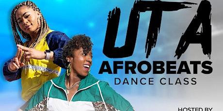 UTA AFROBEATS DANCE CLASS tickets