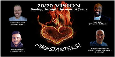 Firestarter's 20/20 Vision Conference tickets