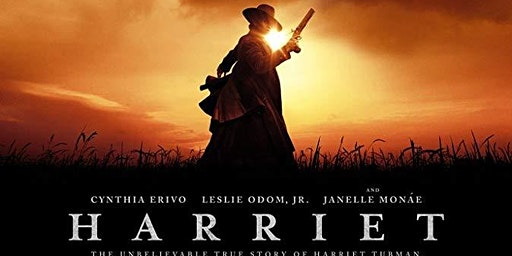 Black History Month Film Screening: Harriet