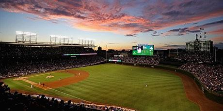 Chicago Cubs vs. Milwaukee Brewers August 1, 2020 tickets