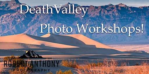 4 Day Death Valley Photography for Beginners Class~Companion Discount!