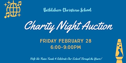 Charity Night Auction