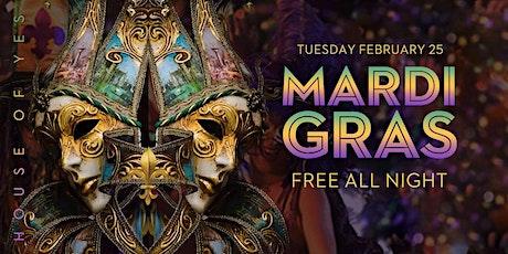 Mardi Gras: Brass, Sass & Ass tickets