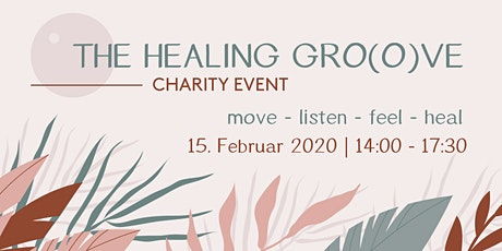The Healing Gro(o)ve - Charity Event tickets
