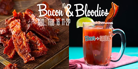 Bacon and Bloodies tickets