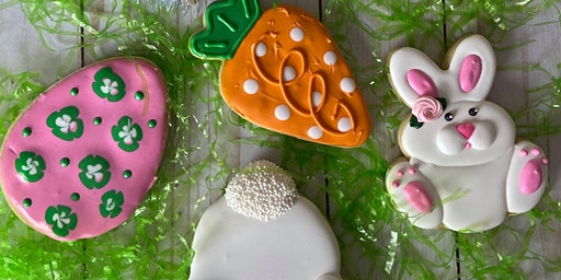 Springtime Cookie Decorating in Rochester!