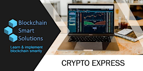 Crypto Express Webinar | Darwin tickets