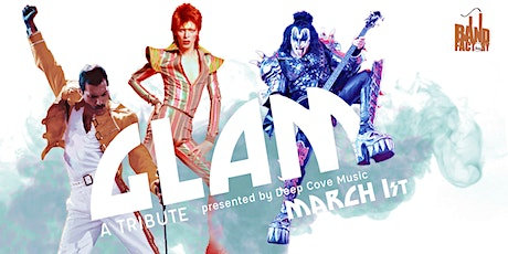 DCM Band Factory Presents: GLAM - A Tribute tickets