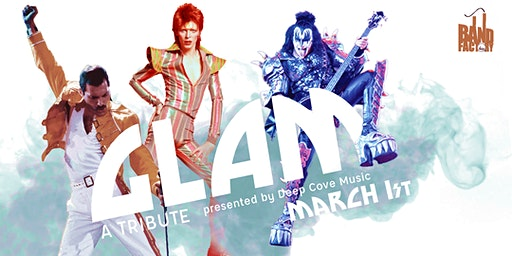 DCM Band Factory Presents: GLAM - A Tribute