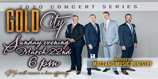 Gold City In Concert