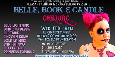 Belle, Book & Candle: Conjure tickets